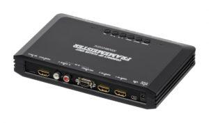 La technologie câble arrière Mini multimédia Modulateur récepteur de radio Hdmi appareil électronique Accessoires électroniques Rf modulateur Framemeister Xrgb